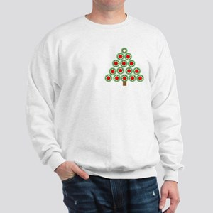 Mechanical Christmas Tree Sweatshirt