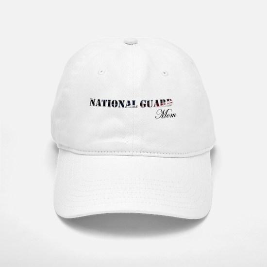 National GuardMOM Baseball Baseball Cap
