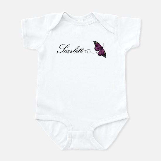 Scarlett Infant Bodysuit