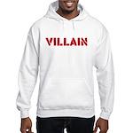 Villain Hooded Sweatshirt