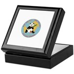 Patient Pandas Keepsake Box