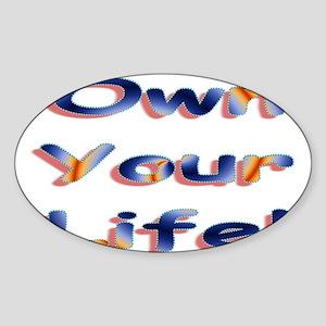 OwnLife1 Sticker
