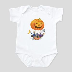 Pumpkin Balloon Infant Bodysuit