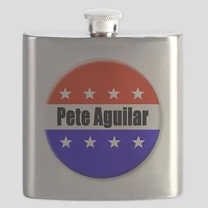 Pete Aguilar Flask