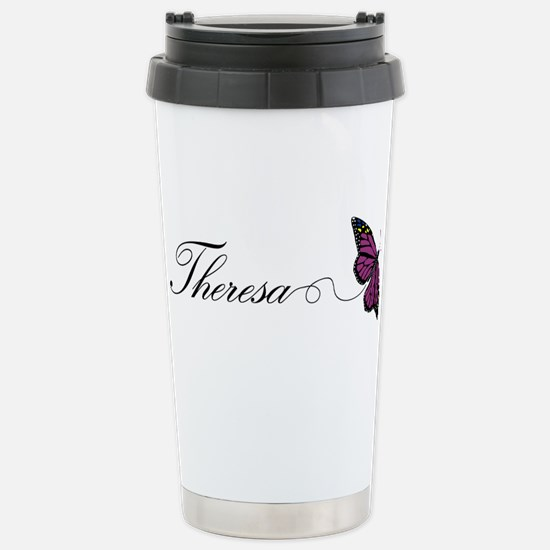 Theresa Stainless Steel Travel Mug