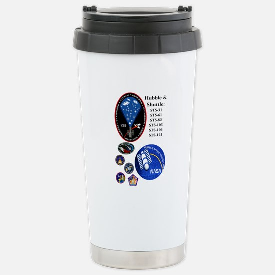 Hubble Composite Stainless Steel Travel Mug