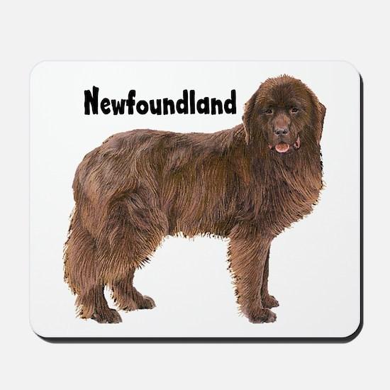 Newfoundland Mousepad
