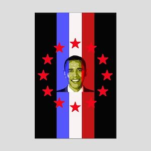 Obama Mini Poster Print