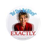 Sarah Palin Not Hillary 3.5