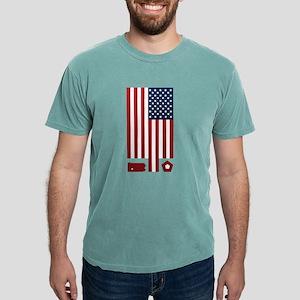 American Flag September 11 Tribute T-Shirt