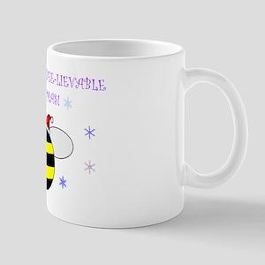 Un-bee-lievable Christmas! Mug