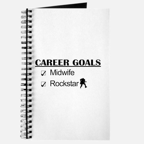 Midwife Career Goals - Rockstar Journal