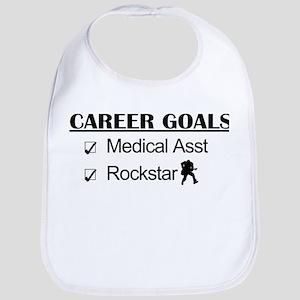 Medical Asst Career Goals - Rockstar Bib