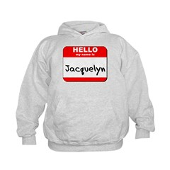 Hello my name is Jacquelyn Hoodie