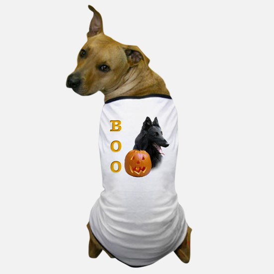 Belgian Sheepdog Boo Dog T-Shirt
