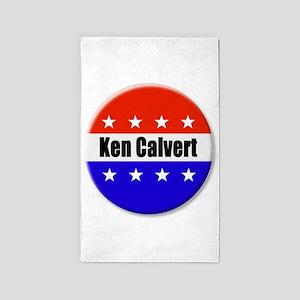 Ken Calvert Area Rug