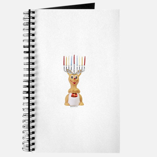Hanukkah Rudolph ~ Journal
