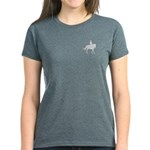 Women's Classic T-Shirt Front And Back