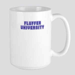 Fluffer University Large Mug