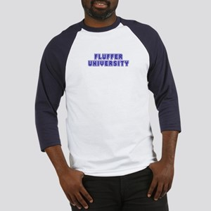 Fluffer University Baseball Jersey