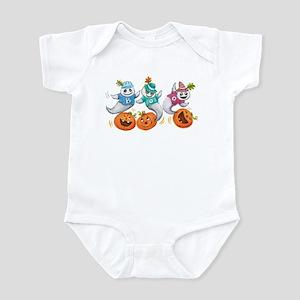 Halloween Ghosts Infant Bodysuit