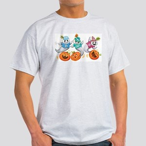 Halloween Ghosts Light T-Shirt