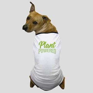 Fitness Bodybuilder Bodybuilding Plant Dog T-Shirt