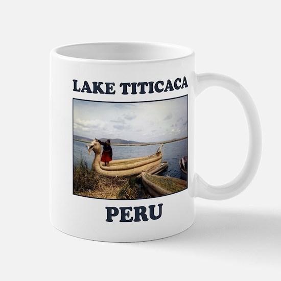 Lake Titicaca Mug