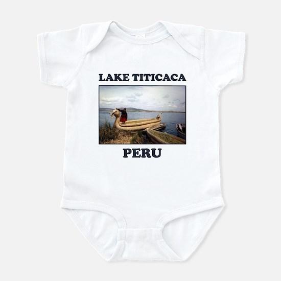 Lake Titicaca Infant Bodysuit