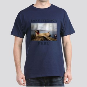 Lake Titicaca Dark T-Shirt