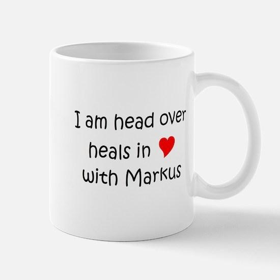 Unique I love markus Mug