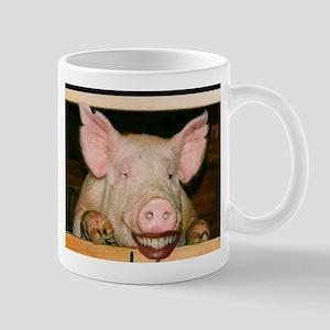 Lipstick on a Pig 2 Mug