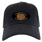 North Galactic (baseball Hat) Black Cap With Patch