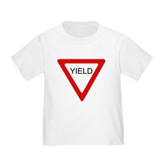 Yield Sign - T