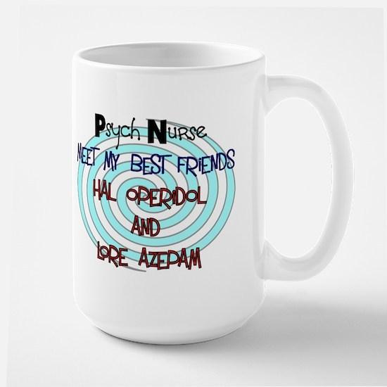 meet my best friends HAL LORE Mugs