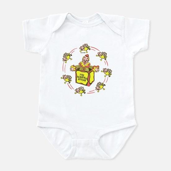 Romper Room TV Infant Bodysuit