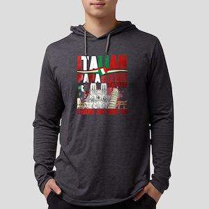 Italian Papa T Shirt, Papa T S Long Sleeve T-Shirt