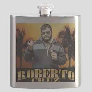 Roberto Cruz Beach Flask