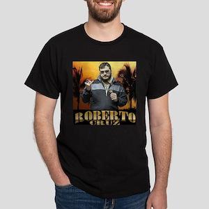 Roberto Cruz Beach Dark T-Shirt