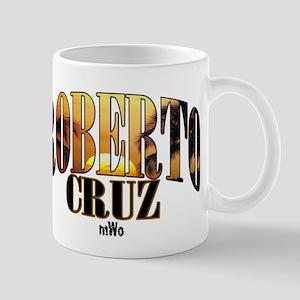 Roberto Cruz Name 11 Oz Mugs