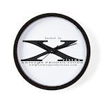 Xristos Productions Wall Clock