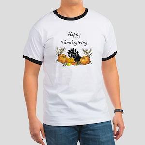 Happy Thanksgiving Ringer T
