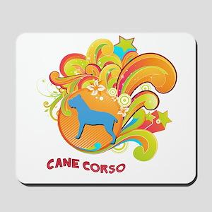 Groovy Cane Corso Mousepad