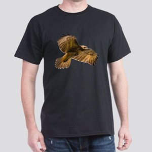 Red-Tailed Hawk Dark T-Shirt