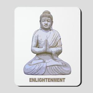 Buddha Buddhism Enlightenment Mousepad