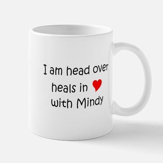 Unique I love mindy Mug