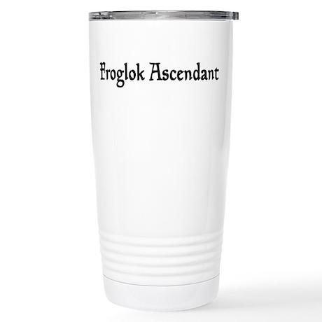 Froglok Ascendant Stainless Steel Travel Mug