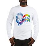 I SURVIVED HURRICANE KATRINA Long Sleeve T-Shirt
