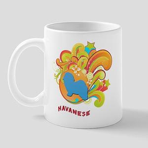 Groovy Havanese Mug