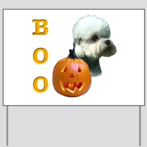 Dandie Boo Yard Sign